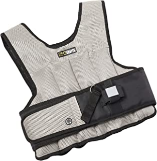 ZFOsports - 20LBS -Unisex- Comfortable Exercise Adjustable Weighted Vest