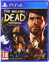 The Walking Dead Telltale Series The New Frontier (PS4)