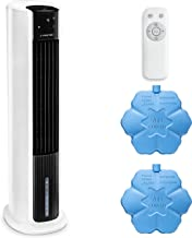 TROTEC Aircooler PAE 30 luchtkoeler 3-in-1 mobiele airconditioning luchtbevochtiger ventilator 4 Ventilatortrappen 7 l wat...