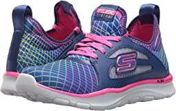 SKECHERS KIDS - Flex Trainer 81774L (Little Kid/Big Kid)