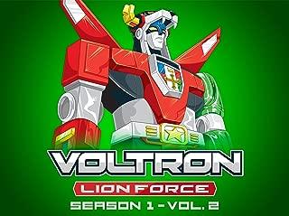 Voltron Lion Force Season 1 Vol 2