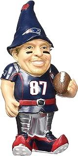 New England Patriots Gronkowski R. #87 Resin Player Gnome