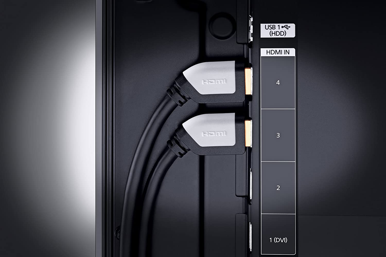 Oehlbach Shape Magic Hdmi Kabel High Speed Hdmi 2 0b Elektronik
