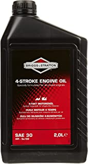 Briggs & Stratton 100008E SAE30 olie, 2,0 liter