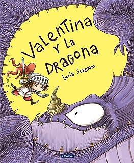 Valentina y la Dragona (San Jorge)
