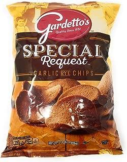 gardettos garlic rye chips