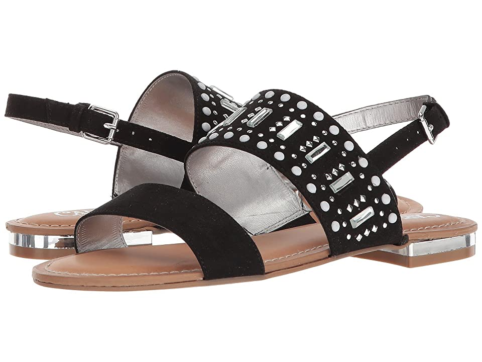 CARLOS by Carlos Santana Verity Sandal (Black) High Heels