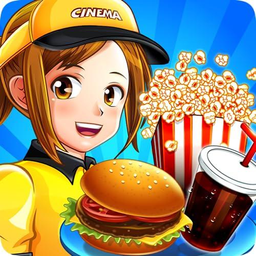 『シネマパニック:料理ゲーム』の1枚目の画像