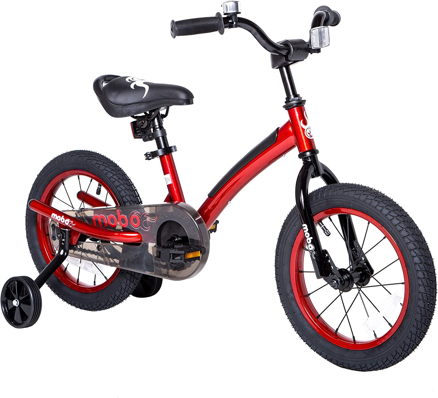 Bombing free shipping Mobo Bicycle-Training-Wheels First Bike 14âTraining Wheels. NEW w