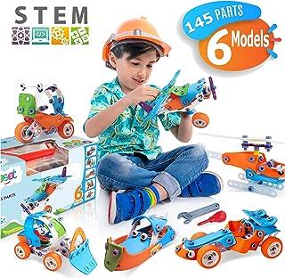STEM Toys, Educational Engineering Model Building Set,...