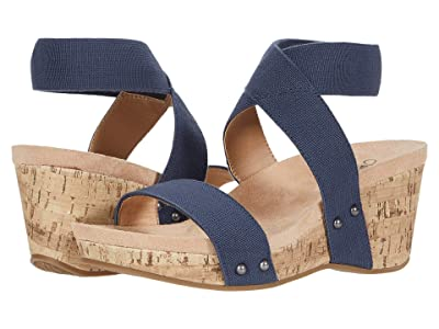 LifeStride Del Mar (Navy) Women