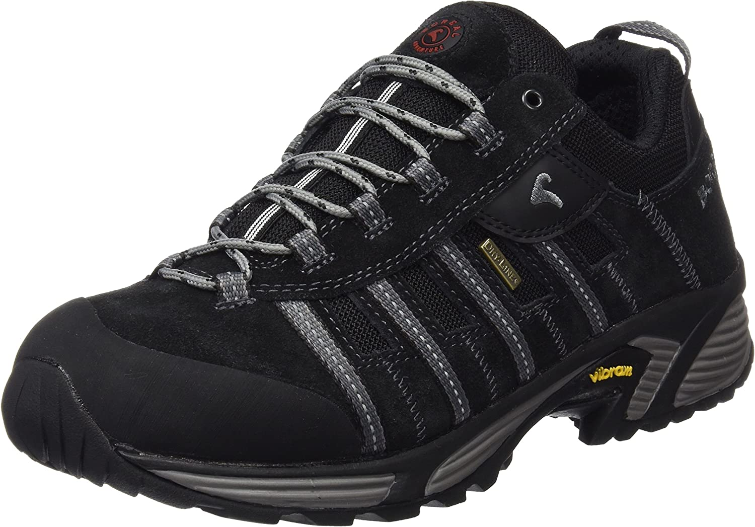 (10.5, Anthracite)  Boreal Aztec Men Sports shoes  , Men, Aztec