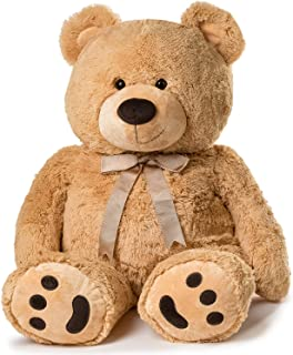 Sponsored Ad - JOON Huge Teddy Bear - Tan