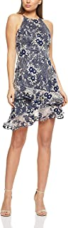 Cooper St Women's Moonflower High Neck Lace Dress