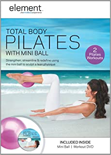 Element: Total Body Pilates w/ Toning Ball Kit