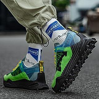 جديد أسلوب رجل حذاء نمط أبي حذاء رياضة رجل حذاء 40 绿色