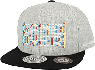 WITHMOONS Baseball Cap Snapback Hat Game Over Embroidery AL21081