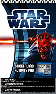 Sandylion Star Wars The Saga 16 Page Pad Stickerland