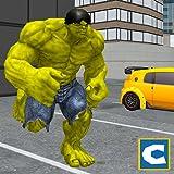Monster Hero City Battle