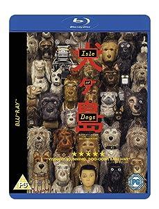 Isle of Dogs [Blu-Ray] (English audio)