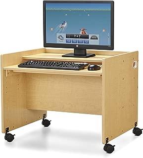 MapleWave 3487JC011 Enterprise Single Computer Desk
