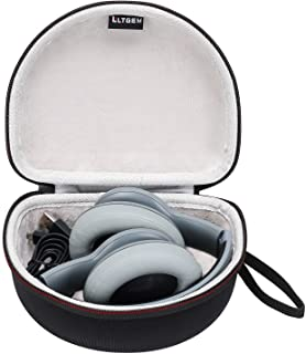 LTGEM Hard Case for JBL Everest 700/300, E45BT, E55BT Wireless Bluetooth Around-Ear Headphones