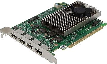 VisionTek Radeon RX 550 4GB GDDR5 4K Monitor Graphics...