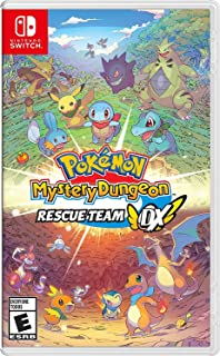 Pokemon Mystery Dungeon: Rescue Team Dx(輸入版:北米)- Switch