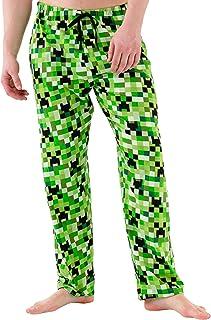 Minecraft Mens Lounge Pants