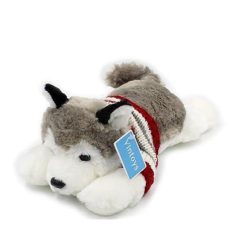 Husky Plush Amazon Com