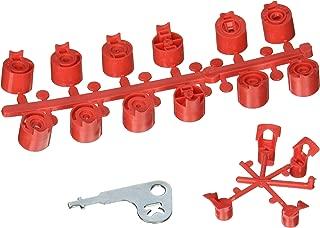 K Rain 513991 6-Count Gear Driven Standard Sprinkler Nozzle-Pack