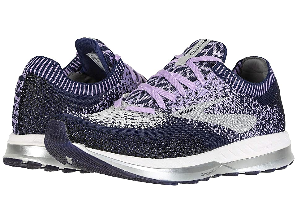 7d9a769d124 Brooks Bedlam (Purple Navy Grey) Women s Running Shoes