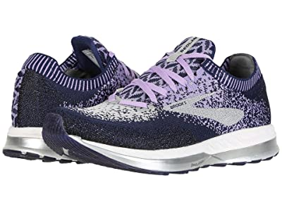 Brooks Bedlam (Purple/Navy/Grey) Women