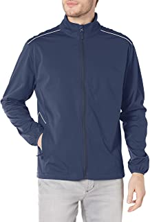 Clique Men's Kalmar Light Softshell Jacket, Dark Navy, 5X-Large