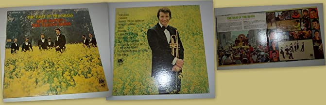 The Beat of the Brass Gatefold Lp Stereo Herb Albert and the Tijuana Brass