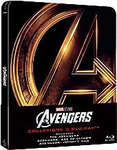Avengers Trilogy (3 Blu-Ray) (Steelbook) [Italia] [Blu-ray]
