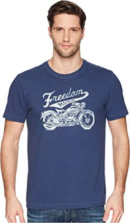 Freedom Machine Crusher Tee