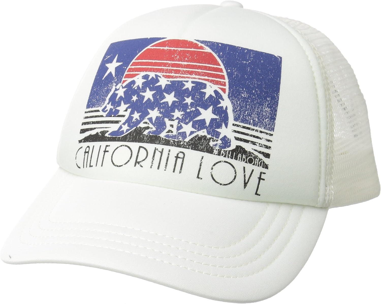 Billabong Women's Across Waves Adjustable Trucker Hat