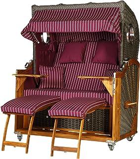 Amazon.es: sillones con ruedas - Sillas de mimbre techadas ...
