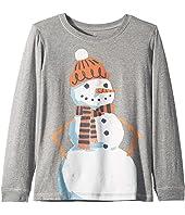 Snowman Tee (Toddler/Little Kids/Big Kids)