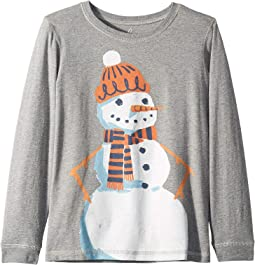 Snowman Tee (Toddler/Little Kids/Big Kids)