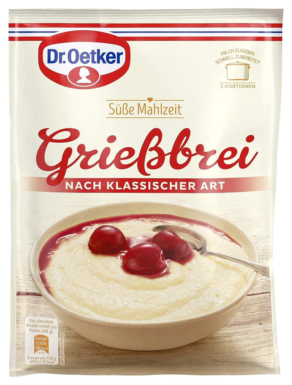 Dr. Oetker Suesse Mahlzeit Griessbrei (92g )