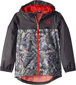 a1faca86627e Graphite Grey Lizard Rock Print. 10. The North Face Kids. Zipline Rain  Jacket ...