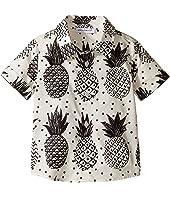 Dolce & Gabbana Kids - Pineapple Button Down (Infant)