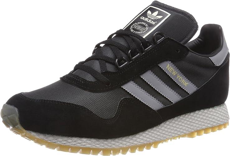 Adidas New York, Chaussures de Fitness Garçon