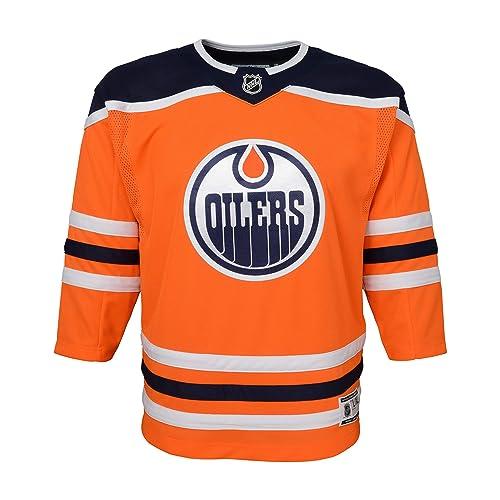 online store 598c3 07c17 Edmonton Oilers Jersey: Amazon.ca