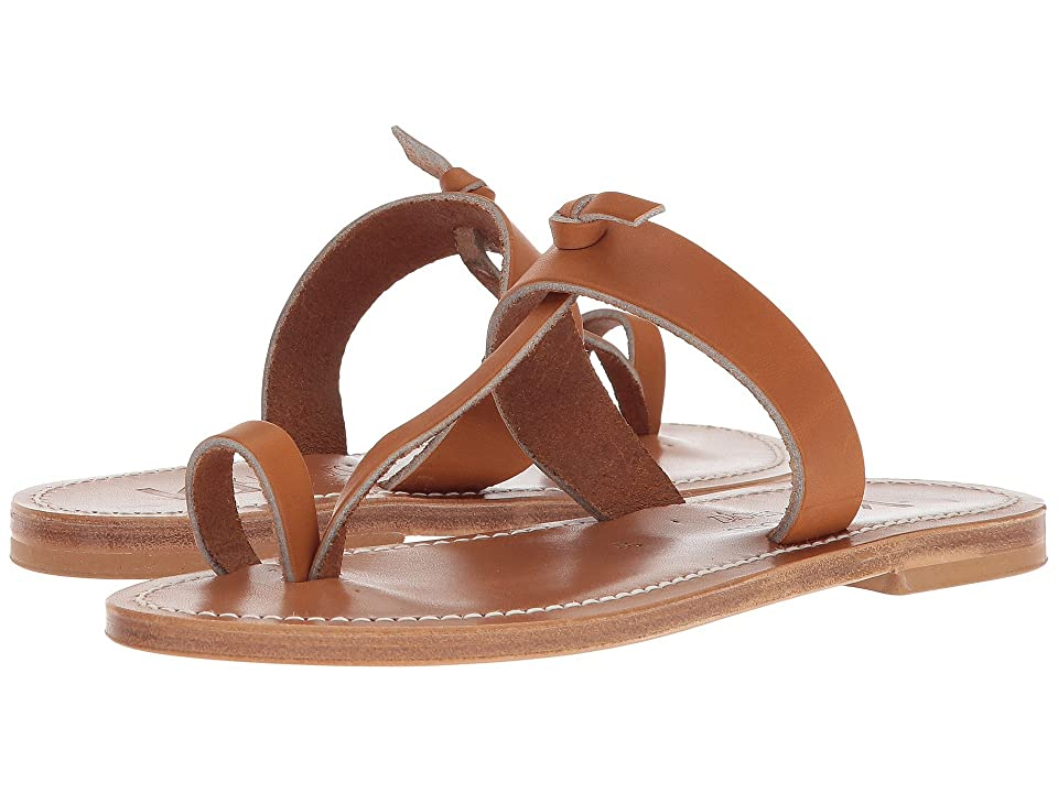 K.Jacques Ganges Pul Sandal (Natural Brown) Women