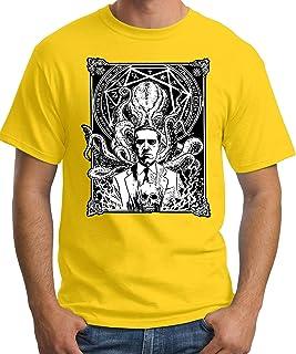 Desconocido 35mm - Camiseta Hombre H. P. Lovecraft - Terror - Ciencia Ficción