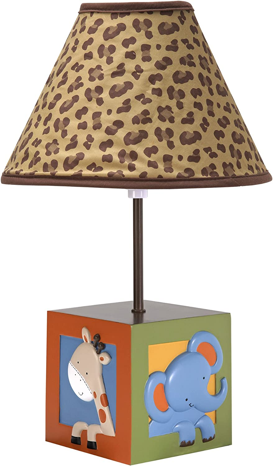 NoJo Lamp and Shade, Zambia (Discontinued by Manufacturer)
