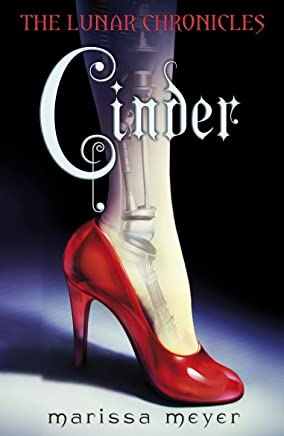 Cinder (The Lunar Chronicles Book 1)